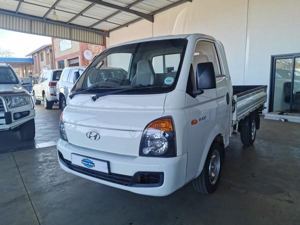 2015 Hyundai H100 Bakkie 2.6d Ac Fc Ds  Gauteng Carletonville_0