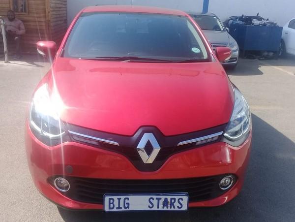 2016 Renault Clio IV 900T Blaze LTD Edition 5-Door 66KW Gauteng Johannesburg_0