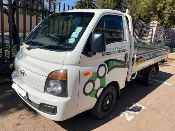 2015 Hyundai H100 Bakkie 2.6d Ac Fc Ds  Gauteng Pretoria_0