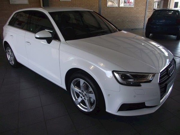 2020 Audi A3 1.4 TFSI STRONIC Free State Welkom_0