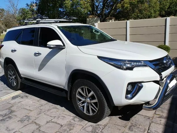 2017 Toyota Fortuner 2.8GD-6 RB Auto Western Cape Paarl_0