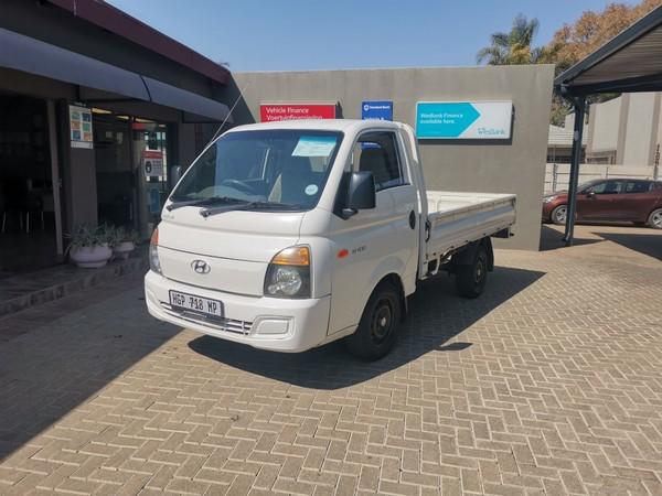 2014 Hyundai H100 Bakkie 2.6d Fc Ds  Limpopo Polokwane_0