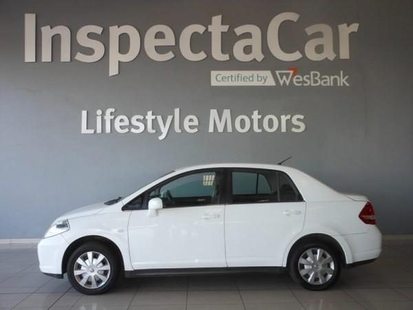 2010 Nissan Tiida 1.6 Visia  MT Sedan Gauteng Centurion_0