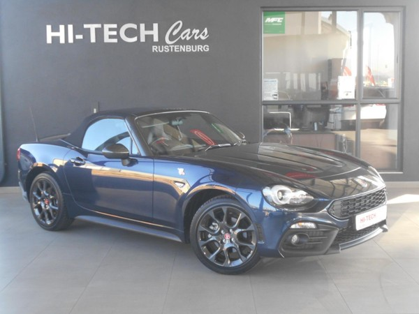 2020 Abarth 124 Spider 1.4T with Only 200 North West Province Rustenburg_0