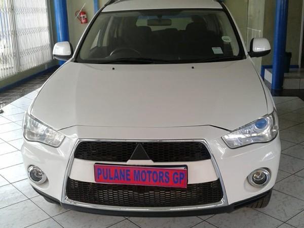 2013 Mitsubishi Outlander 2.4 Gls At  Gauteng Johannesburg_0