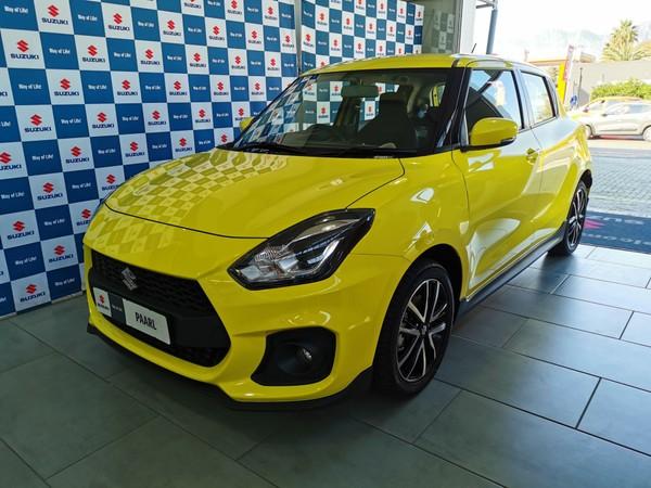 2020 Suzuki Swift 1.4T Sport AT Western Cape Paarl_0