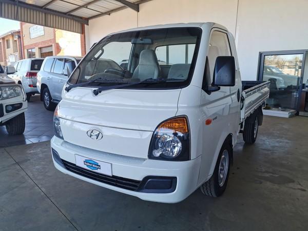 2016 Hyundai H100 Bakkie 2.6d Ac Fc Ds  Gauteng Carletonville_0