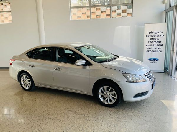 2014 Nissan Sentra 1.6 Acenta Mpumalanga White River_0