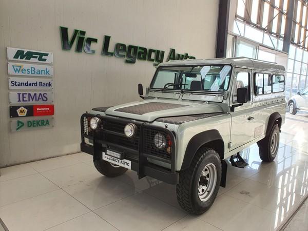 1990 Land Rover Defender 110 Pup V8 Pu Sc  Gauteng Vereeniging_0