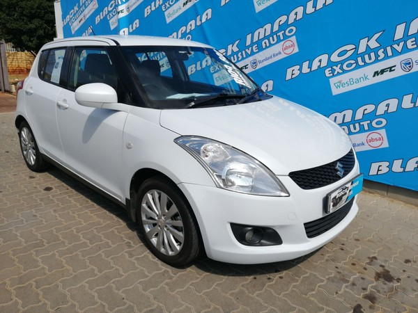 2013 Suzuki Swift 1.4 Gls  Gauteng Pretoria North_0