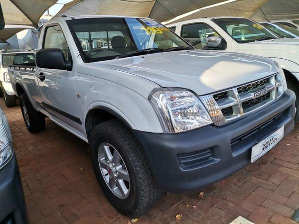 2004 Isuzu KB Series Kb 250d Lwb Fleetside Pu Sc  Gauteng Pretoria_0