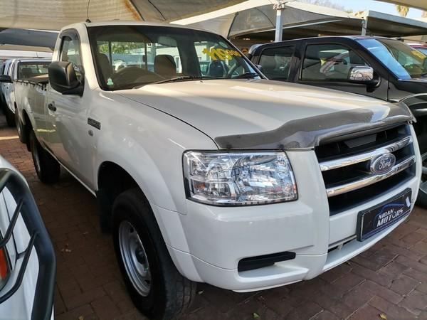 2008 Ford Ranger 2.5 Td Hi-trail Xl Pu Sc  Gauteng Pretoria_0