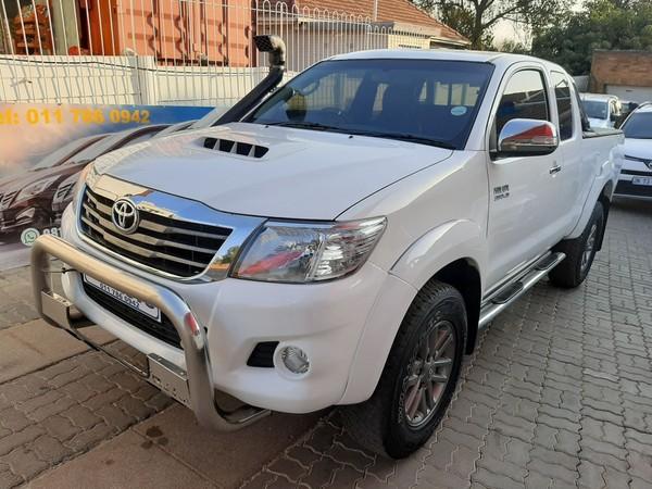 2012 Toyota Hilux 3.0d-4d Raider Xtra Cab Pu Sc  Gauteng Bramley_0