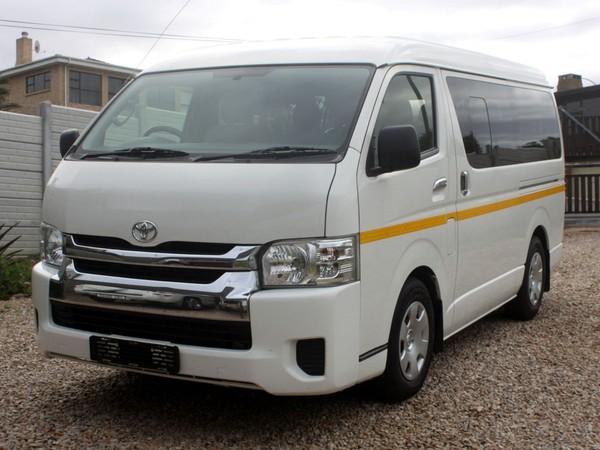 2016 Toyota Quantum 2.5 D-4d 10 Seat  Western Cape Mossel Bay_0