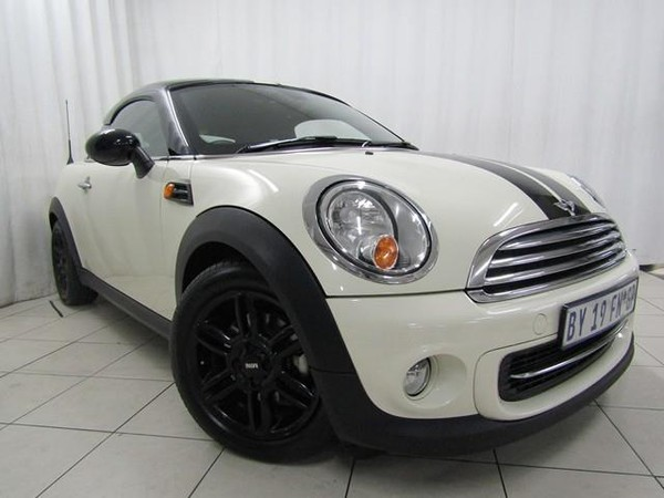 2012 MINI Cooper Coupe At sx12  Gauteng Johannesburg_0