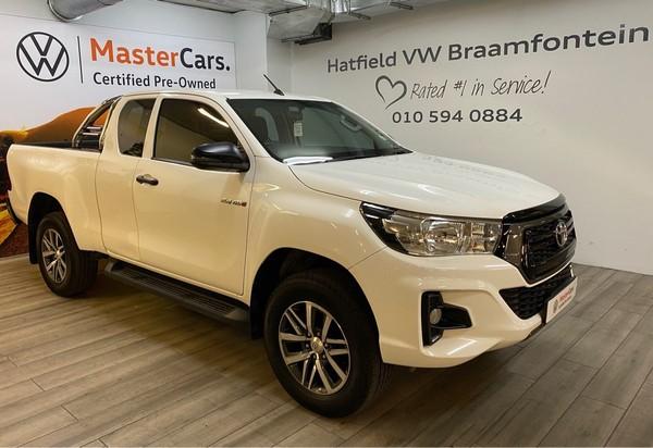 2019 Toyota Hilux 2.4 GD-6 RB SRX PU ECAB Gauteng Johannesburg_0