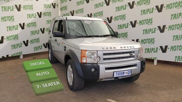 2006 Land Rover Discovery 3 Td V6 Se At  Gauteng Pretoria_0