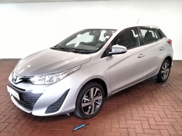 2018 Toyota Yaris 1.5 Xs CVT 5-Door Kwazulu Natal Umhlanga Rocks_0