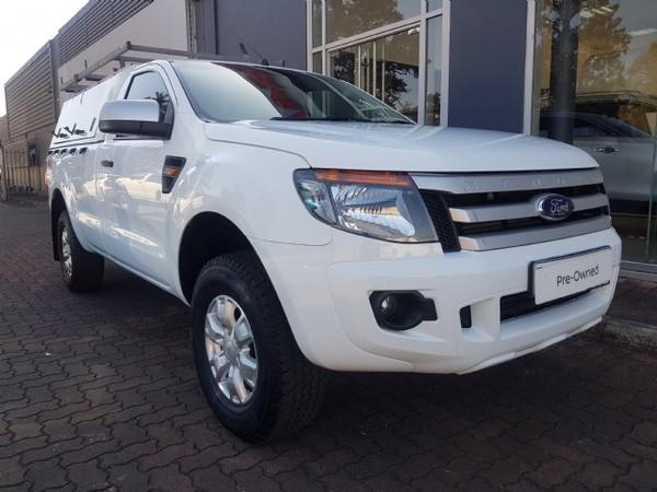 2015 Ford Ranger 2.2tdci Xls 4x4 Pu Sc  Kwazulu Natal Pietermaritzburg_0