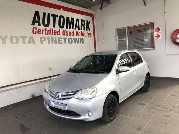 2015 Toyota Etios 1.5 Xs 5dr  Kwazulu Natal Pinetown_0