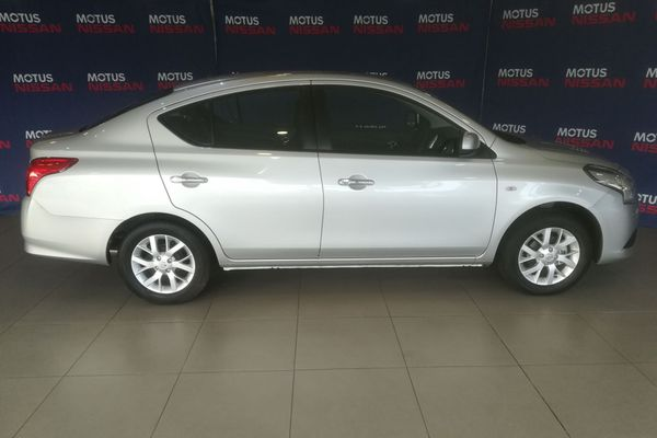 2020 Nissan Almera 1.5 Acenta Auto Western Cape Parow_0