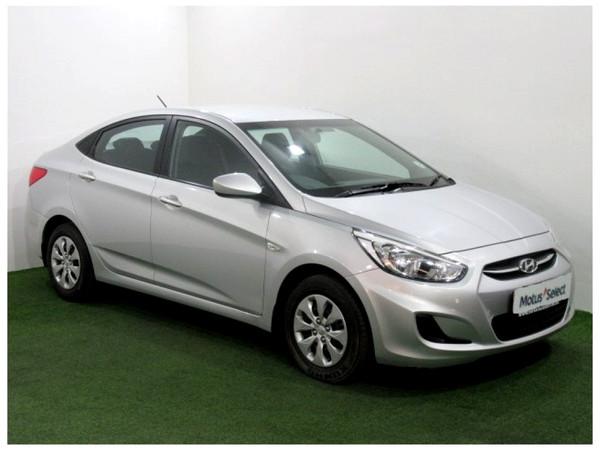 2016 Hyundai Accent 1.6 Gls At  Gauteng Alberton_0