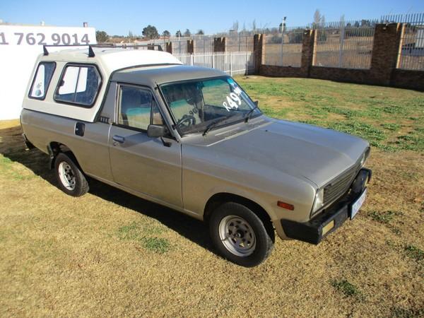 1989 Nissan 1400 Bakkie Std Pu Sc  Gauteng Roodepoort_0
