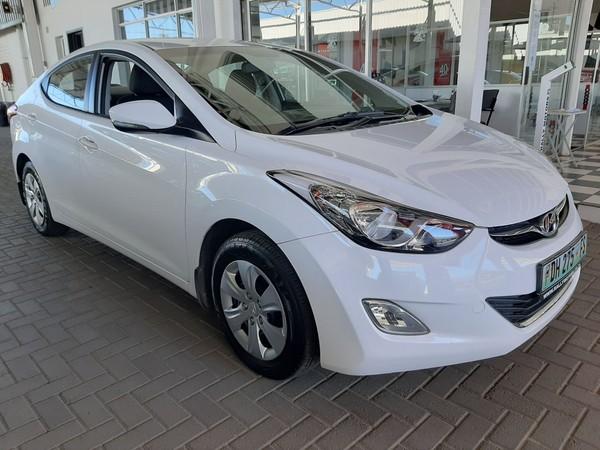2012 Hyundai Elantra 1.6 Gls  Free State Bloemfontein_0