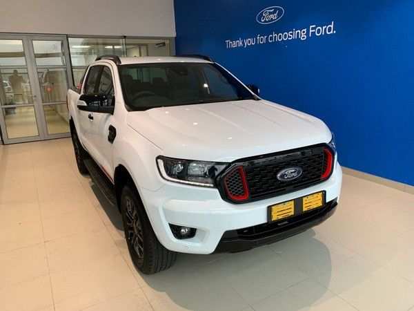 2020 Ford Ranger 2.0D BI-Turbo Thunder Auto Double Cab Bakkie Mpumalanga White River_0