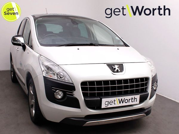 2015 Peugeot 3008 2.0 Hdi Executive  Allure At  Western Cape Milnerton_0