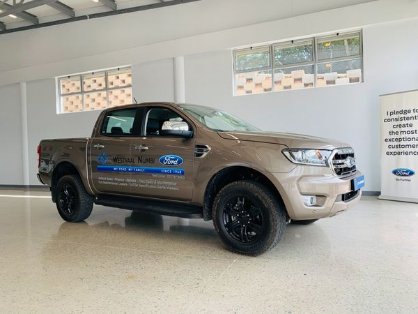 2020 Ford Ranger 2.0 TDCi XLT 4X4 Auto Double Cab Bakkie Mpumalanga White River_0