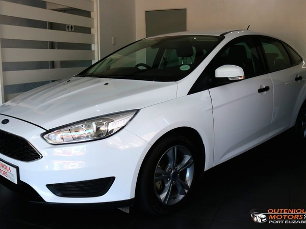 2018 Ford Focus 1.0 Ecoboost Ambiente 5-Door Eastern Cape Port Elizabeth_0
