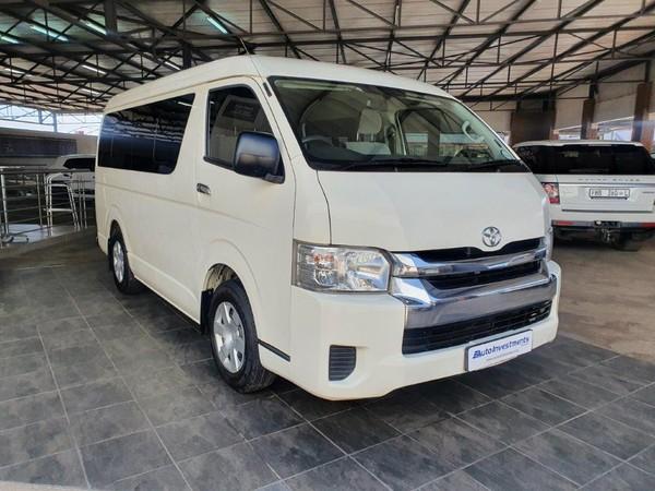 2017 Toyota Quantum 2.7 10 Seat  Limpopo Polokwane_0