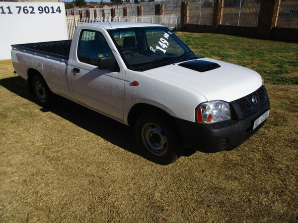 2014 Nissan NP300 Hardbody 2.5 TDI HiRider k18k32 Bakkie Single cab Gauteng Roodepoort_0
