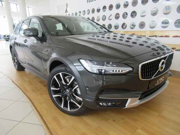 2020 Volvo V90 CC D5 Inscription Geartronic Gauteng Johannesburg_0