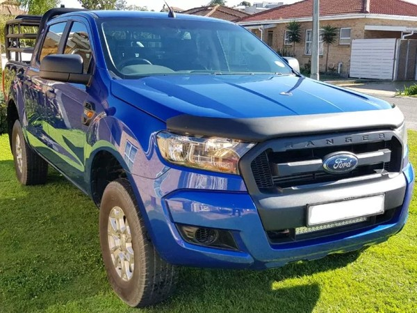 2018 Ford Ranger 2.2TDCi XL Double Cab Bakkie Western Cape Paarl_0