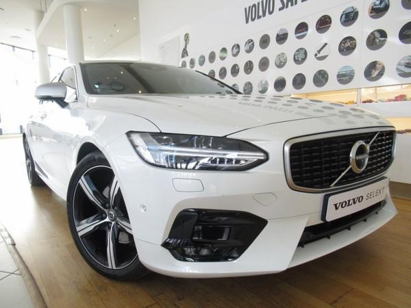 2019 Volvo S90 D4 R-Design GEARTRONIC Gauteng Johannesburg_0