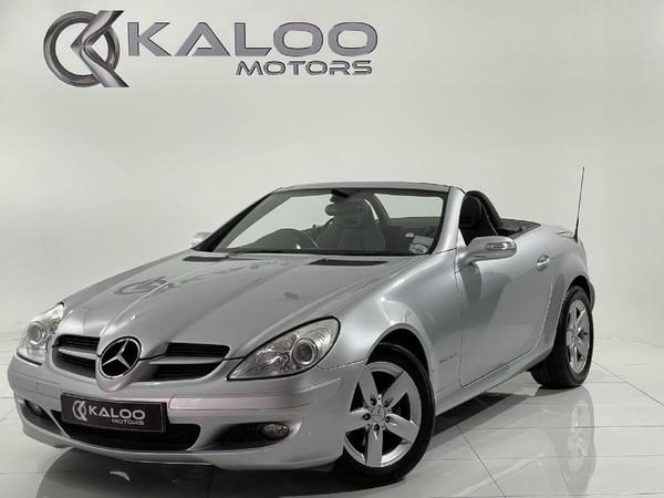 2006 Mercedes-Benz SLK Slk 200 Kompressor At  Gauteng Johannesburg_0