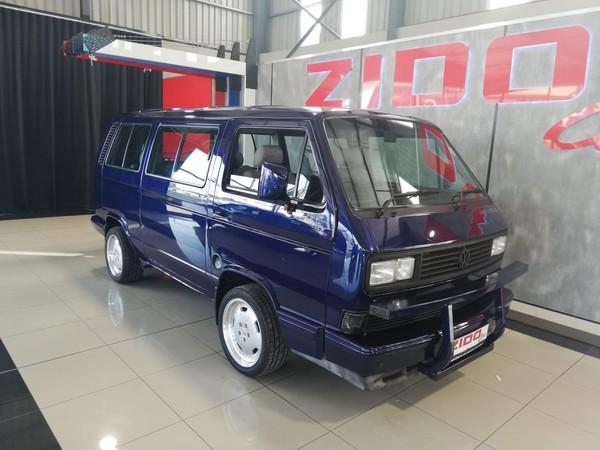 1999 Volkswagen Caravelle Exclusive 2.6i  Gauteng Kempton Park_0