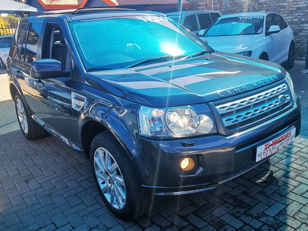 2011 Land Rover Freelander Ii 2.2 Sd4 Hse At  North West Province Brits_0