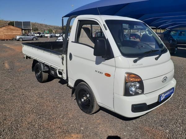 2016 Hyundai H100 Bakkie 2.6d Fc Ds  Gauteng Pretoria_0