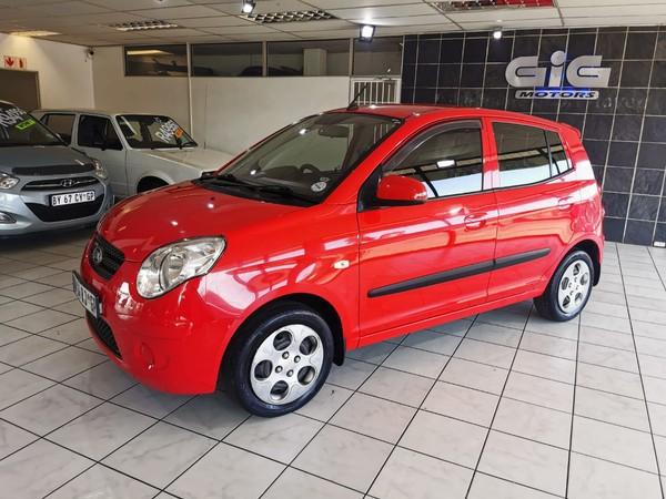 2011 Kia Picanto 1.1 Striker  Gauteng Edenvale_0