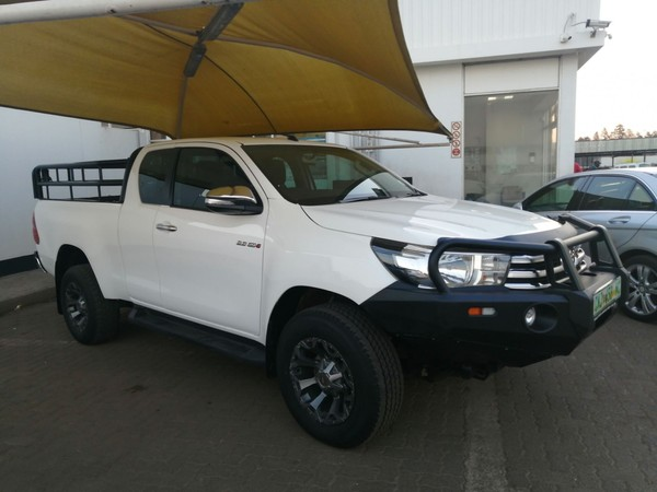 2016 Toyota Hilux 2.8 GD-6 RB Raider Extended Cab Bakkie Gauteng Vereeniging_0