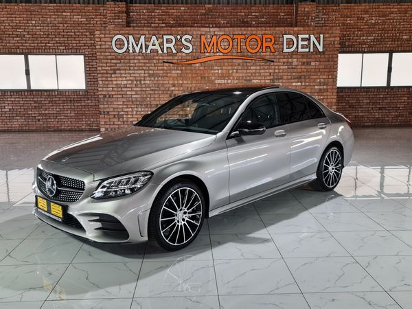 2020 Mercedes-Benz C-Class C200 AMG line Auto Mpumalanga Witbank_0