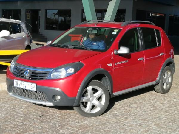 2013 Renault Sandero 1.6 Stepway  Gauteng Vanderbijlpark_0