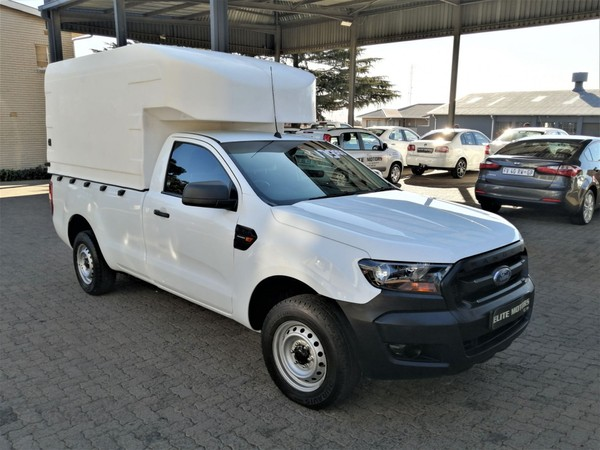 2017 Ford Ranger 2.2TDCi LR Single Cab Bakkie Mpumalanga Ermelo_0