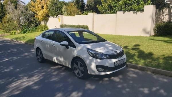 2012 Kia Rio Rio1.4 Tec 4dr  Western Cape Durbanville_0