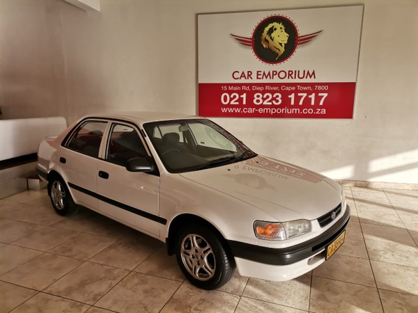 1997 Toyota Corolla 160i Gl Ps  Western Cape Diep River_0