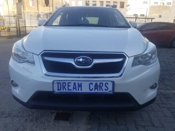 2014 Subaru XV 2.0 Gauteng Johannesburg_0