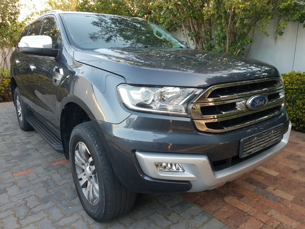 2017 Ford Everest 2.2 TDCi XLT Auto Western Cape Worcester_0